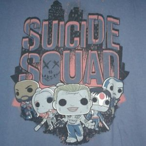 MEN'S Suicide Squad Pop Tee